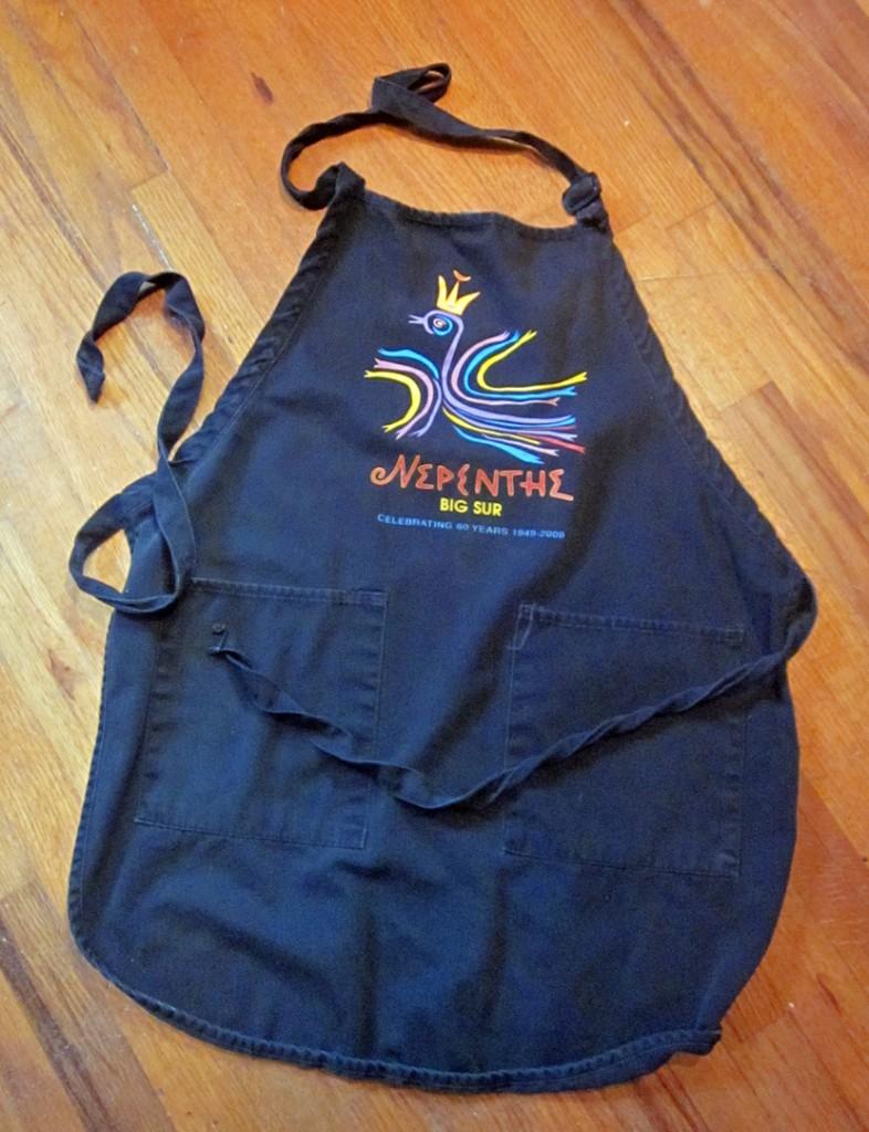 Nepenthe-apron