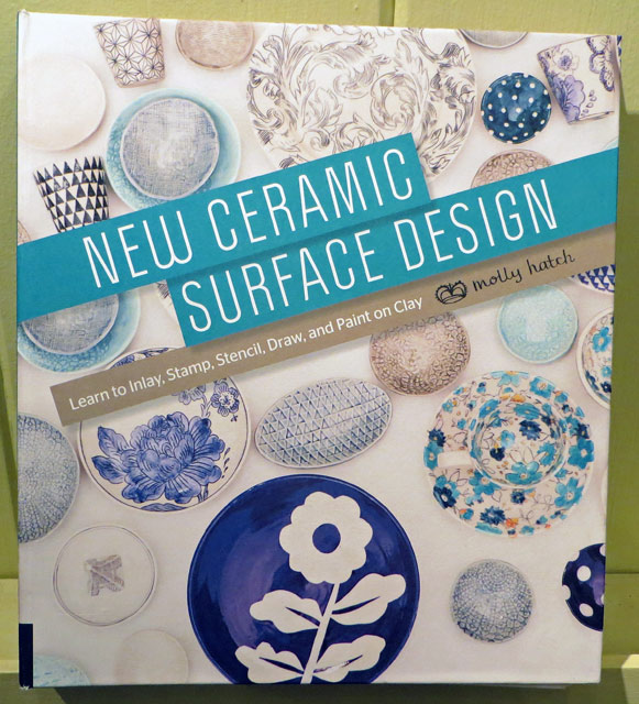 New Ceramic Surface Design Book Cover