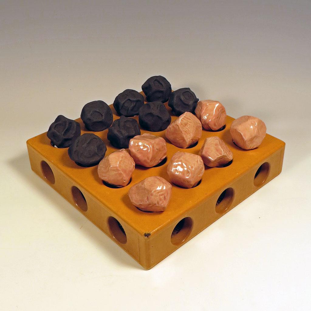 Ceramic Crystals and Corns Game