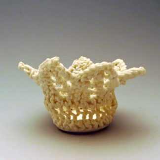 small Sawtooth lace cup