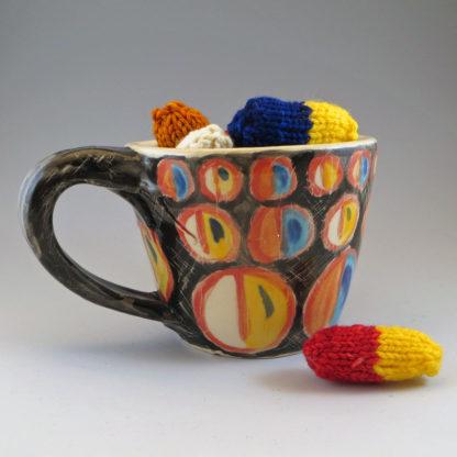 mug and pills